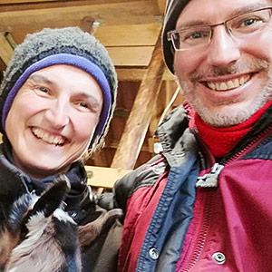 Silvia und hannes Huber