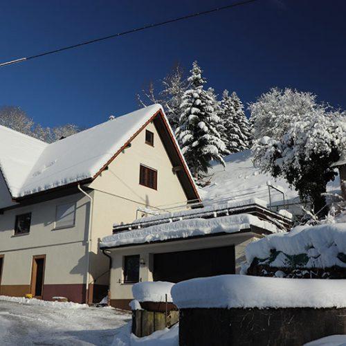 Hornsepp-Hof im Winter